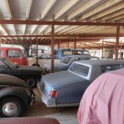 Caravanstalling Rust Roest Caravanstalling Autostalling 180x180