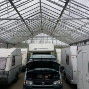 caravanstalling verweij campers