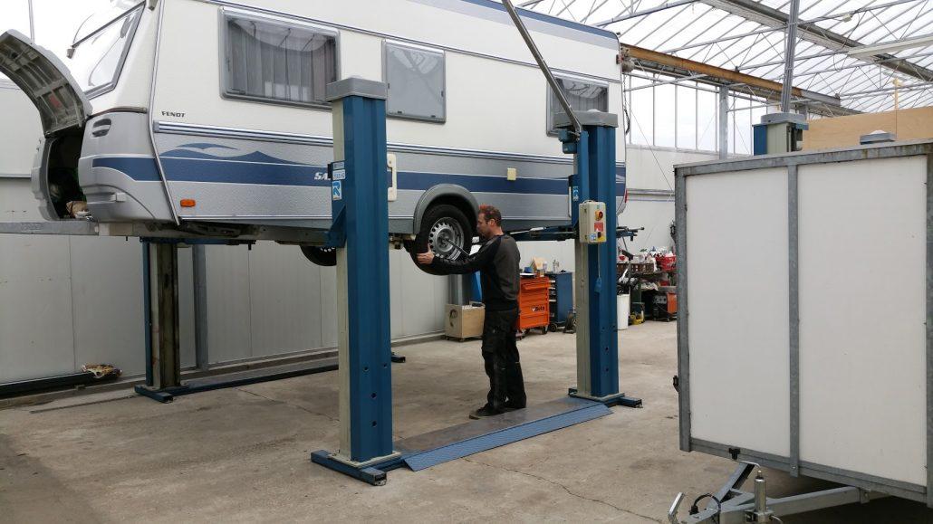caravanstalling verweij topstalling en werkplaats