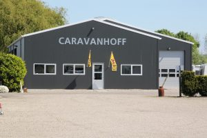 Caravanhoff caravanstalling topstalling te hem